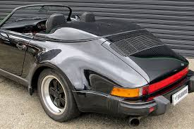 1989 porsche speedster for sale sold porsche 911 u0027wide body u0027 speedster auctions lot 21 shannons