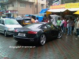 Audi R8 Manual - mumbai audi r8 v8 coupe u0027 4 2 fsi quatrro manual transmission