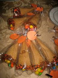 thanksgiving table favors edible thanksgiving placeholders or party favors close to home