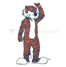 auburn tigers personalized iron on transfers and custom iron on