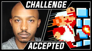 Dies From Challenge The Mario Never Dies Challenge Challenge Accepted 4 1