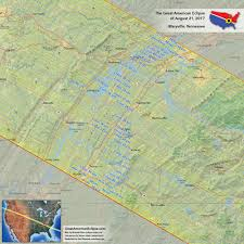 Tennessee Mountains Map by Tennessee Eclipse U2014 Total Solar Eclipse Of Aug 21 2017