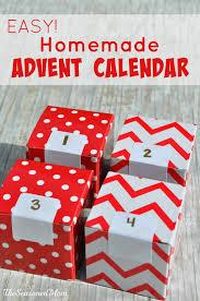 easy homemade advent calendar the seasoned mom