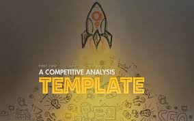Analysis Template Excel Excel In Search With This Competitive Analysis Template