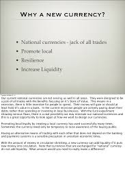 thoroughly modern money how to design a currency