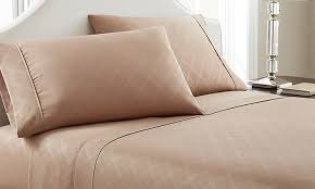 Are Microfiber Sheets Comfortable 75 Off On Microfiber Sheet Set Groupon Goods