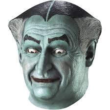 old man mask for halloween amazon com rubie u0027s costume co the munsters grandpa mask costume