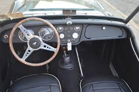 Triumph Tr3 Interior 1960 Triumph Tr3a For Sale