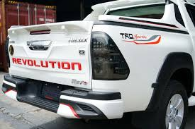 for toyota toyota hilux revo truck accessories and autoparts by