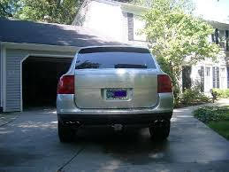 porsche cayenne trailer hitch post your trailer hitch cover rennlist porsche discussion forums