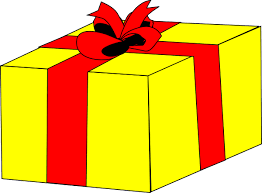 clipart present 105544