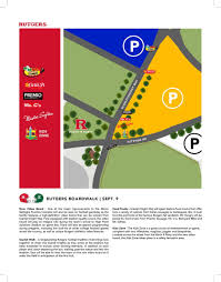 Rutgers Football Parking Map The Official Site Of Rutgers Athletics
