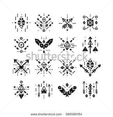 best 25 tribal logo ideas on tribal symbols moon