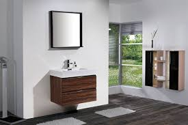Modern Bathroom Vanity Sets by Wade Logan Tenafly 30