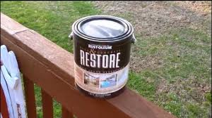 problems with rustoleum restore youtube