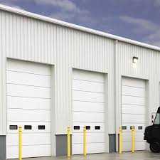 Commercial Overhead Door Installation Instructions by Insulated Sectional Steel Door 200