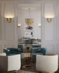 dining room mirror living room beautiful formal guest dining room decorating ideas