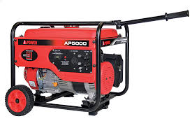 ap5000 portable generator a ipower