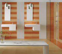 Orange Bathrooms Spring In Your Bathroom Discount Bathroom Vanities Blog