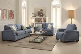 Upholstered Loveseat Chairs Felise Sofa And Loveseat 52590