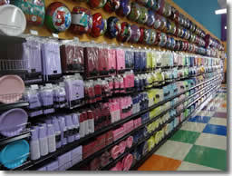 party supply stores discount party supply store not a discount party store franchise