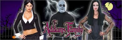 Addams Family Costumes The Addams Family Costumes Mega Fancy Dress