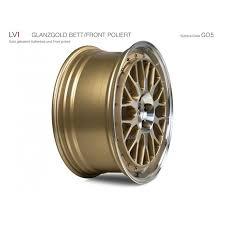 mb design lv1 mbdesign lv1 19x8 5 5x114 3 et50 gold glanzend aussenbett front