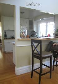 Kitchen Before And After Makeovers Fresh White Kitchen Makeover Before And After Classic Casual Home