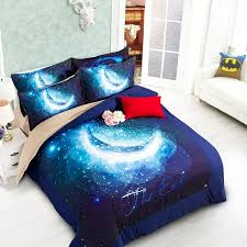 Space Bed Set Sky Galaxy 3d Bedding Sets Universe Outer Space
