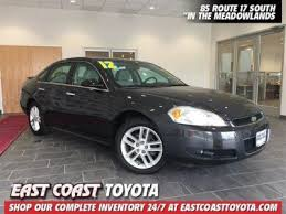 east coast toyota used cars used cars for sale at east coast toyota in wood ridge nj