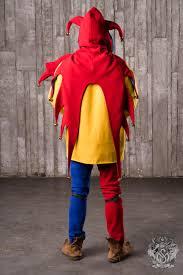 Court Jester Halloween Costume Medieval Jester Costume Court Jester Jester