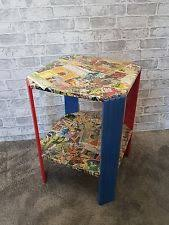 Batman Coffee Table For Sale Comic Furniture Ebay