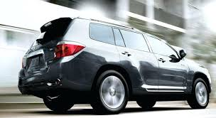 Toyota Highlander Interior Dimensions 2008 Toyota Highlander Limited Weight Sport Specs And Features
