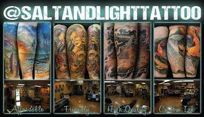 salt u0026 light tattoo tattoo u0026 piercing shop chandler arizona