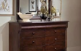 cabinet wonderful art nouveau dresser mirror with painted