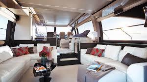 azimut 66 yacht interior design italian style new yacht interiors