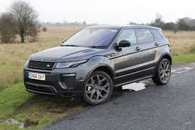 wrapped range rover evoque 2016 range rover evoque 2 0 td4 180 autobiography automatic review