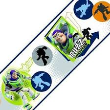 new disney buzz lightyear wall border toy story self stick wall