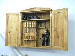 wall mounted tool cabinet wooden wall cabinets kholina info