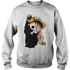 One Piece Flags Monkey D Luffy Flag One Piece Men U0027s Shirt Hoodie And V Neck T Shirt