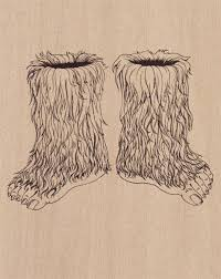 bigfoot faceout books