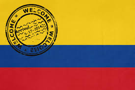 Blue Flag With Yellow Circle Colombia Legal Partners U2013 Trusted Legal Advice For Foreigners In