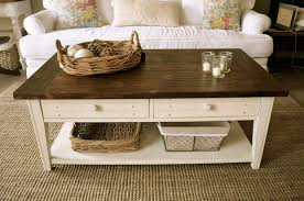 rustic end tables cheap view gallery of rustic coffee tables with bottom shelf showing 15