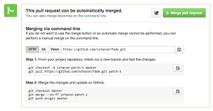 github tutorial key git maintaining a project