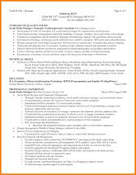 how to write qualifications on a resume resume writing for