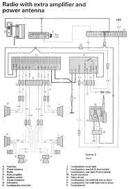 volvo v70 speaker wiring diagram 2004 volvo xc90 wiring diagrams