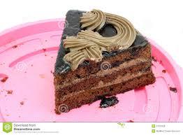 triangular piece of cake stock photo image 51222638