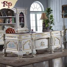 Office Furniture Luxury by Aliexpress Com Buy Luxury Office Furniture Baroque Hand Carving