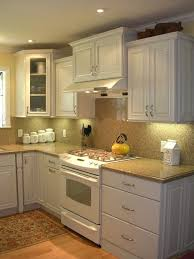 Kitchen Small Galley Kitchen Makeover With Brick by 43 Best White Appliances Images On Pinterest Kitchen White