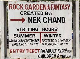 Rock Garden Chandigarh Tickets Rock Garden Chandigarh Entry Fees Timings Address And How To Reach